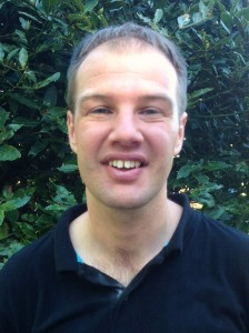 Tom - sports massage therapist